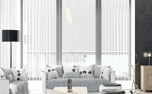 Vertical Blinds For Home Or Office Curtain Warehouse